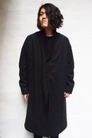 【15%OFF+ポイント40倍】JULIUS Robe Coat_ju85