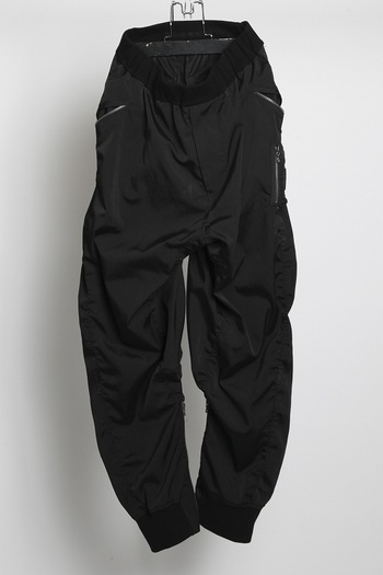 JULIUS 18FW Tactical Baggy Pants_ju85