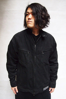 【予約】JULIUS 18FW Seamed Rider Jacket_ju85