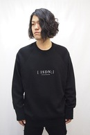 【予約】JULIUS 18FW ISDN Sweat Shirt_ju85