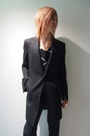 kiryuyrik 18WT Long Peacked Jacket_kk86