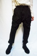 【10%OFF】JULIUS 19PS COMBI GASMASK CARGO PANTS_ju91