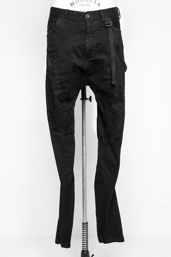 JULIUS 19PS TWISTED SKINNY PANTS_ju91