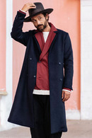 【予約】glamb 18WT Nouvelle chester coat_gb86