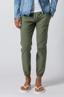 【特先】wjk 19SP military easy pants_wj91