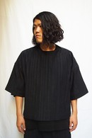 【予約】JULIUS 19SS PLEATING BOX SHIRT_ju92