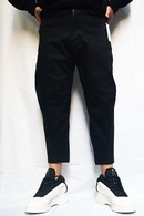 【予約】JULIUS 19SS BENDING CROPPED PANTS_ju92