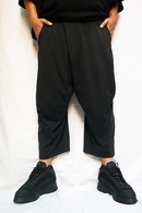 【30%OFF】JULIUS TUCKED CROPPED PANTS_ju92