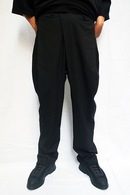 【30%OFF】JULIUS TUCKED BAGGY PANTS_ju92
