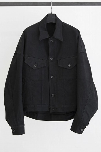 【予約】JULIUS 19SS DENIM JACKET_ju92
