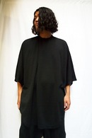 【予約】NILoS 19SS TUCKED BIG T-SHIRT_ns92