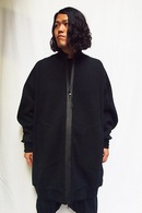 NILoS 19SS BACK SLASH BIG JACKET_ns92