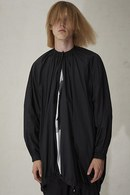 【予約】NILoS 19SS SHIRING LONG BLOUSON_ns92