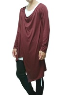 MiDiom D-Ring Drape Cardigan_md85