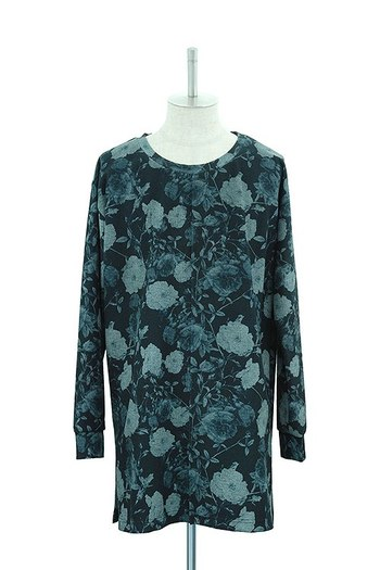 MiDiom 18AW Flower Big Sweat_md85