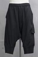 JULIUS 19PF MILITARY CROTCH PANTS_ju94