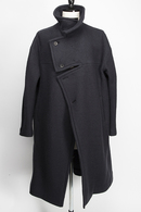 【予約】JULIUS 19FW DIVIDED COAT_ju95