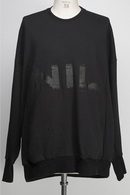 【予約】NILoS 19FW NIL BIG SWEATSHIRT_ns95