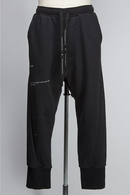 【予約】NILoS 19FW F.Y.E. WIDE TRACK PANTS_ns95