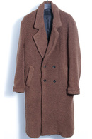 【予約】junhashimoto 19AW OVER W CHESTER COAT_jh95