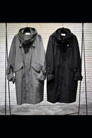 【予約】DBSS 19AW Long sleeve military coat_db95