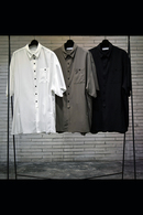 【予約】DBSS 19AW Over sized half sleeve shirt_db95