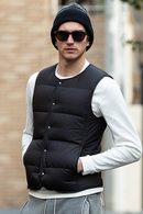 【予約】wjk 19WT no-collar down vest_wj96