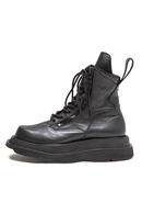 【予約】JULIUS 20PS W SOLE ZIP COMBAT BOOTS_jua1