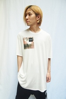 【予約】JULIUS 20PS PATCH PRINT T-SHIRT_jua1