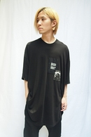 【予約】JULIUS 20PS PATCH PRINT OS T-SHIRT_jua1