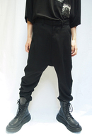 【予約】JULIUS 20PS CURVED TROUSERS_jua1
