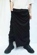 【予約】JULIUS 20PS WRAP PANTS_jua1