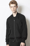【予約】nude:mm 20SS MULTI ZIP BOMBER JACKET_nma2