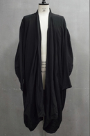 【20%OFF】JULIUS 20SS DRAPE GOWN COAT_jua2