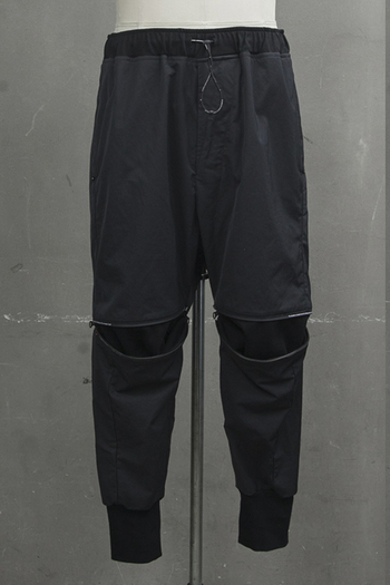 【30%OFF】NILoS 20SS COMBINATION TRACK PANTS_nsa2
