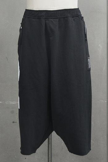 【20%OFF】NILoS 20SS BACK PRINT CROTCH PANTS_nsa2