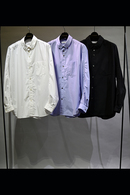 【予約】DBSS 20SS button down shirt_dba2