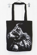 【予約】nude:mm 20AW EAGLE PRINT TOTE BAG_nma5