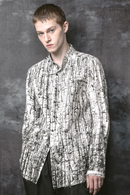 【予約】nude:mm 20AW FOREST PRINT SHIRT_nma5