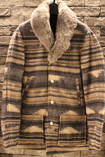 【予約】DELAY 15WT James native coat