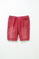 【予約】AKM 16SM SHORT PANTS RED USED