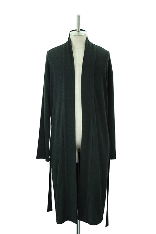 【10%OFF】MiDiom(ミディオム)  Big Gown Cardigan_mda5