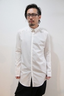 【SOLDOUT】lien anatomy shirt WHITE