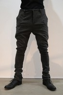 【SOLDOUT】lien 6pocket GRAY