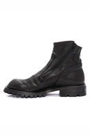 JULIUS 19PF SLASH ZIP ENGINEER BOOTS_ju94