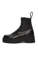 JULIUS 19FW SIDE ZIP ENGINEER BOOTS_ju95