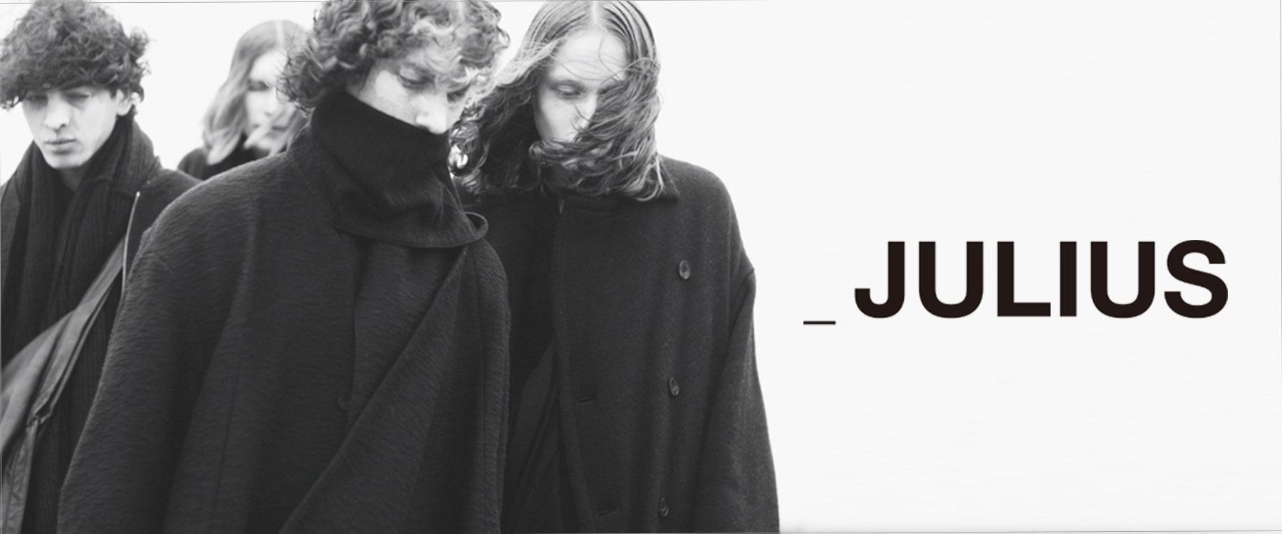 JULIUS,NILoS,kiryuyrik,渋谷メンズ「I.D.HEART」